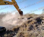Destruyen búnker en Reynosa