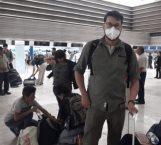 Aeropuerto de la CDMX sin medidas de seguridad para el coronavirus