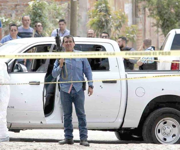 Nueve muertos por enfrentamiento en Tlaquepaque, Jalisco