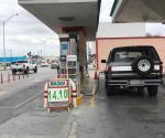 Sorprende baja de precio de la gasolina Magna
