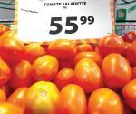 Aumenta el precio del kilo de tomate