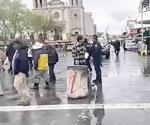 Atacan a policías en Ciudad Juárez