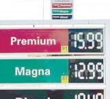 Baja costo de gasolinas