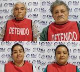 Detienen a 2 ancianos por violar a menor: madre y tía los encubrían