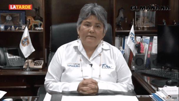 Lamentamos informar que el #COVID19 ha cobrado la primera víctima mortal en Tamaulipas