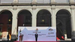 Anuncia AMLO que eliminará aguinaldos y bajará los sueldos de altos funcionarios por Covid-19