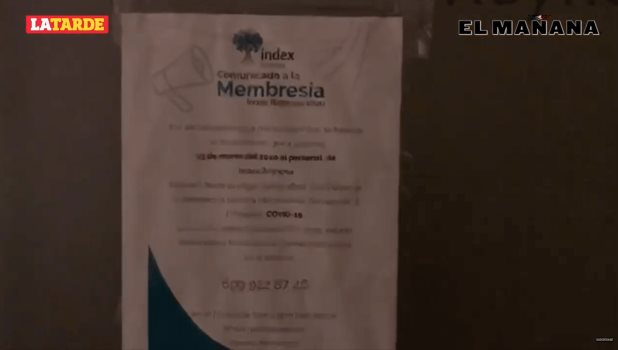 Index Reynosa mantiene cerradas sus oficinas