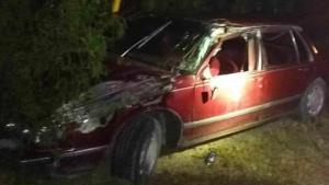 Fatídico accidente; dos muertos y cinco heridos