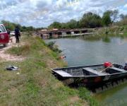 Rescatan cuerpo de persona ahogada en Rodhe