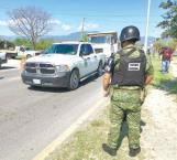 Agreden verbalmente a la Guardia Nacional