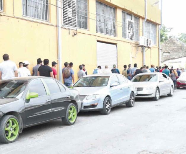 Pierden su empleo 3 mil en Matamoros