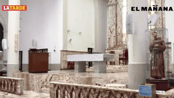 """Abren acceso a la parroquia de """"Nuestra Señora de Guadalupe"""""""
