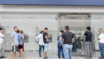 Incrementa actividad en centros bancarios