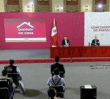 Suman 19,080 muertes por Covid en México