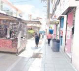 Centro de Matamoros contagiado de virus