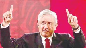 Serenidad y paciencia, dice AMLO a Calderón