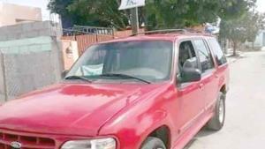 Abandonan camioneta usada por delincuenes