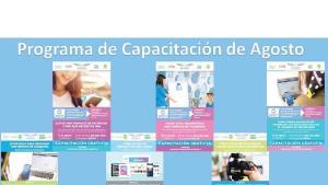 Imparte Ayuntamiento capacitación en línea