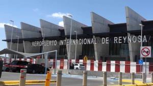 Escasa la afluencia en el aeropuerto