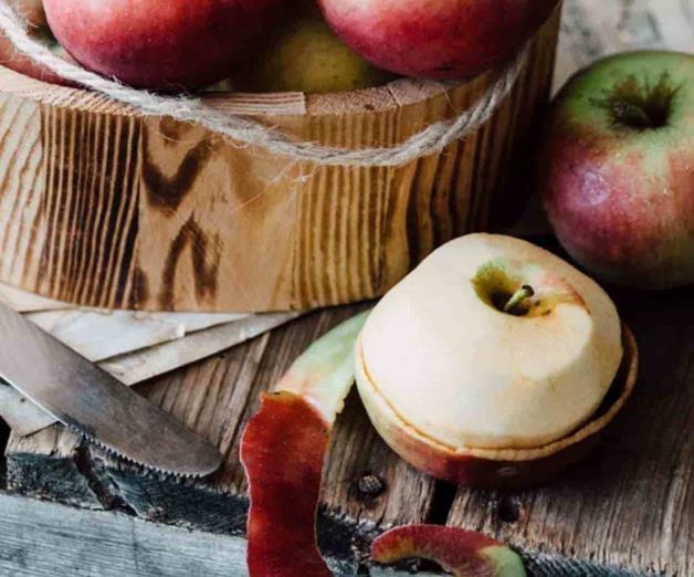Usos y beneficios de la cáscara de manzana