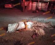 Atropellan y matan a joven en carretera a Río Bravo