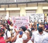 Mantienen movilización en demanda de justicia