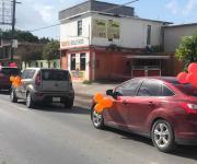 Se manifiestan sindicalizados de Salud en Matamoros