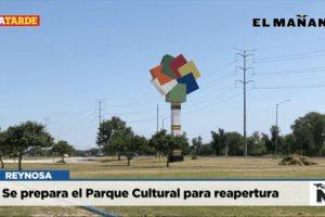 Se prepara el Parque Cultural para reapertura