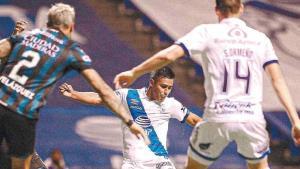 Emocionante empate entre el Querétaro y La Franja
