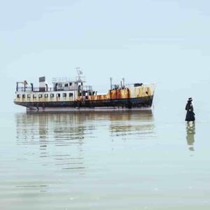 Sequía de un lago creó una serie de pueblos abandonados en Irán