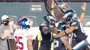 ¡Águilas remontan y ganan a Gigantes!