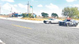 Blindan carretera federal San Fernando-Reynosa