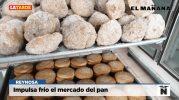 Impulsa frío el mercado del pan