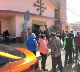 Ignoran reynosenses cancelación de festejos de 'San Judas Tadeo'