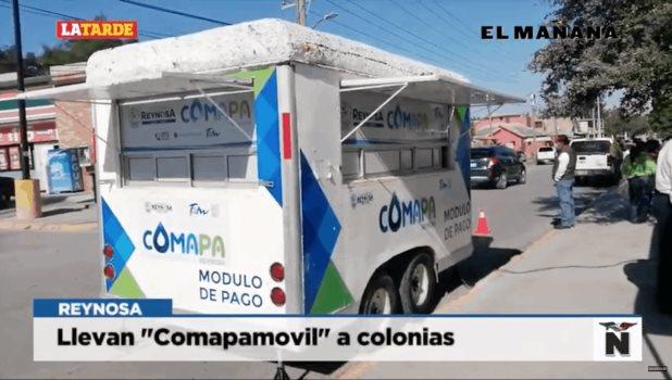 Llevan 'Comapamovil' a colonias