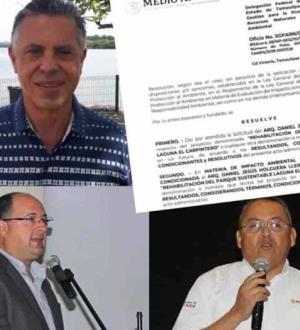 Oculta Tampico participación en proyecto de El Carpintero