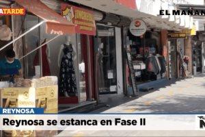 Reynosa se estanca en Fase II