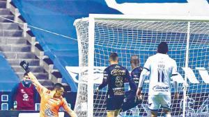 Puebla le planta cara a líder León