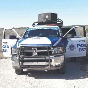 Disparan contra policías