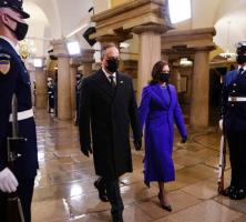 La llegada de Kamala Harris a la vicepresidencia, algo bueno para la mitad de EU