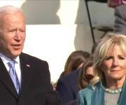 Biden llama a terminar 'guerra civil' de conservadores contra liberales