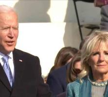 Biden llama a terminar ´guerra civil´ de conservadores contra liberales