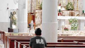 Recomiendan rezar rápido