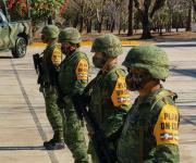 Conmemoran 108 años de la creación del Ejército Mexicano