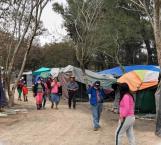 Preparan a migrantes para cruzar a EU