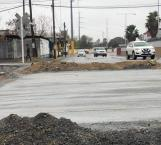Avisan colonos sobre obras en avenida Ferrocarril
