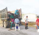 Retiran 12 toneladas de pescados muertos