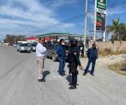 Bloquea Policía entradas y salidas a Río Bravo