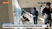 Conflicto en Clínica de Medicina Familiar del Issste