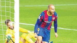 ¡El 'Barsa' derrota a Sevilla en prórroga!